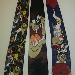 Vintage Looney Tune Ties